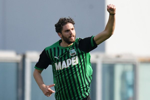 Juventus hold talks with Sassuolo again on Wednesday.
