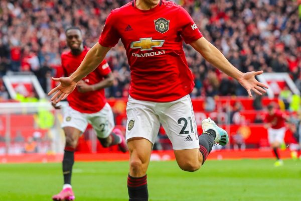Daniel James sat down with fans on Twitter about his dream. Man Utd winger Daniel James sat down with fans on Twitter.One of the interesting things is that the players he imagines