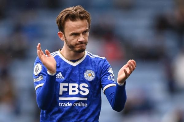 Arsenal interested in Leicester midfielder James Maddison.