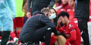 Liverpool FC will be out of midfielder Curtis for the opening weekend